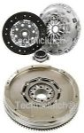 DUAL MASS FLYWHEEL DMF & COMPLETE CLUTCH KIT TOYOTA AVENSIS 2.0 D-4D